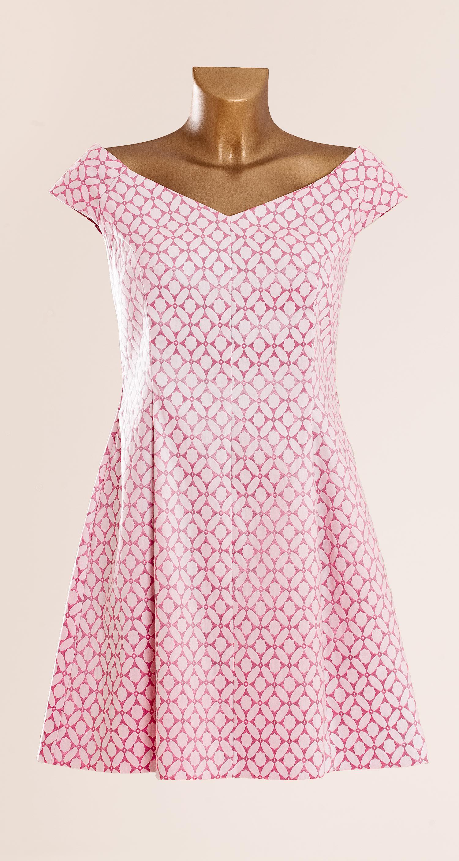 mönster på klänningar