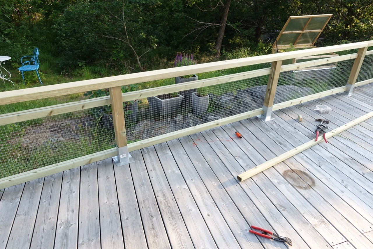 Bygga staket! – pretty home blog
