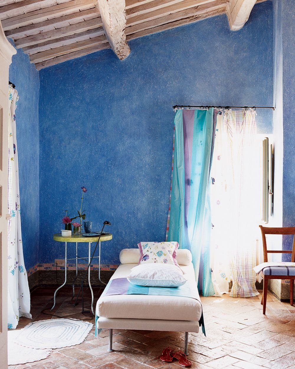sovrum med designers guild pretty home blog