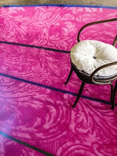 Fuchsia matta