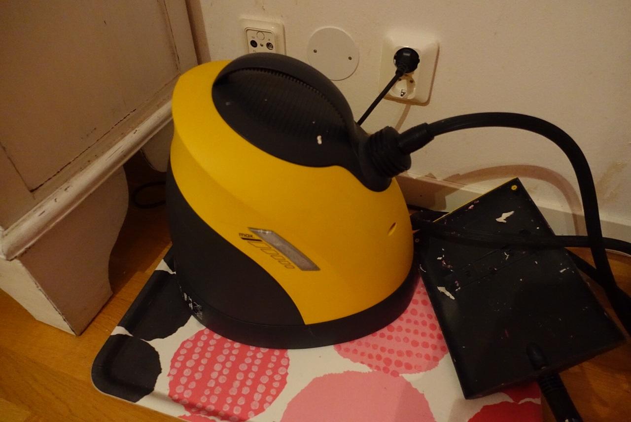 Kända Ta ner tapeter med ångmaskin! - pretty home blog ZW-72