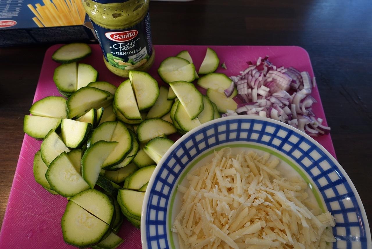världens godaste zucchini recept