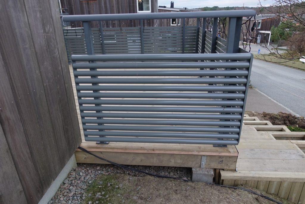 Grind eller staket