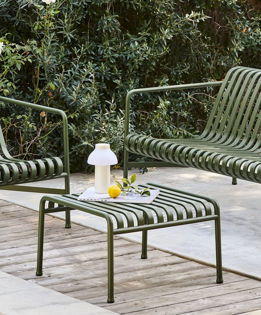 Lounge möbler till terrassen