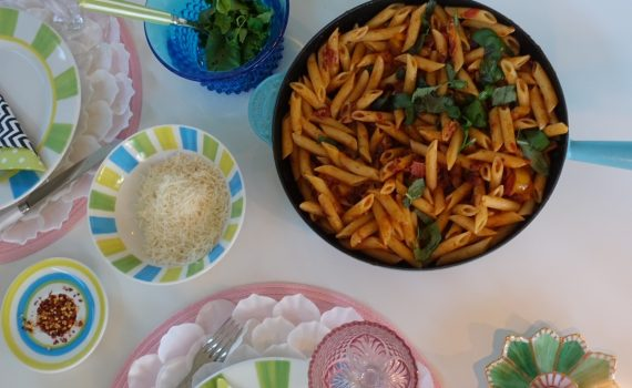 Spännande matlagning med Hello Fresh