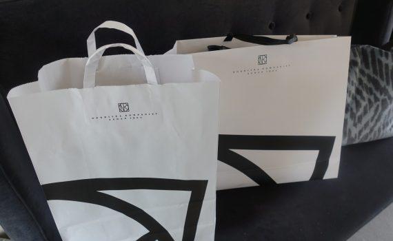 Vi hann även med en shoppingtur till NK
