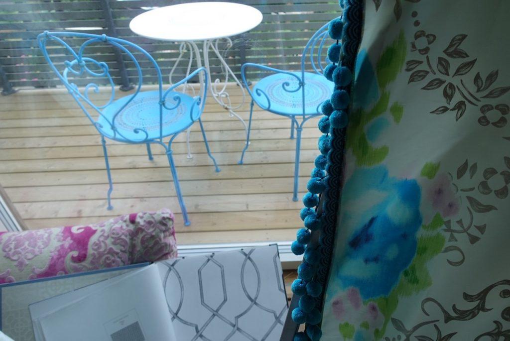 Möblera min balkong med möbler från Fermob