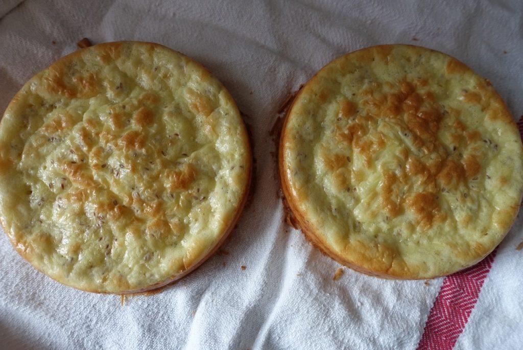 Bröd utan kolhydrater och mjöl