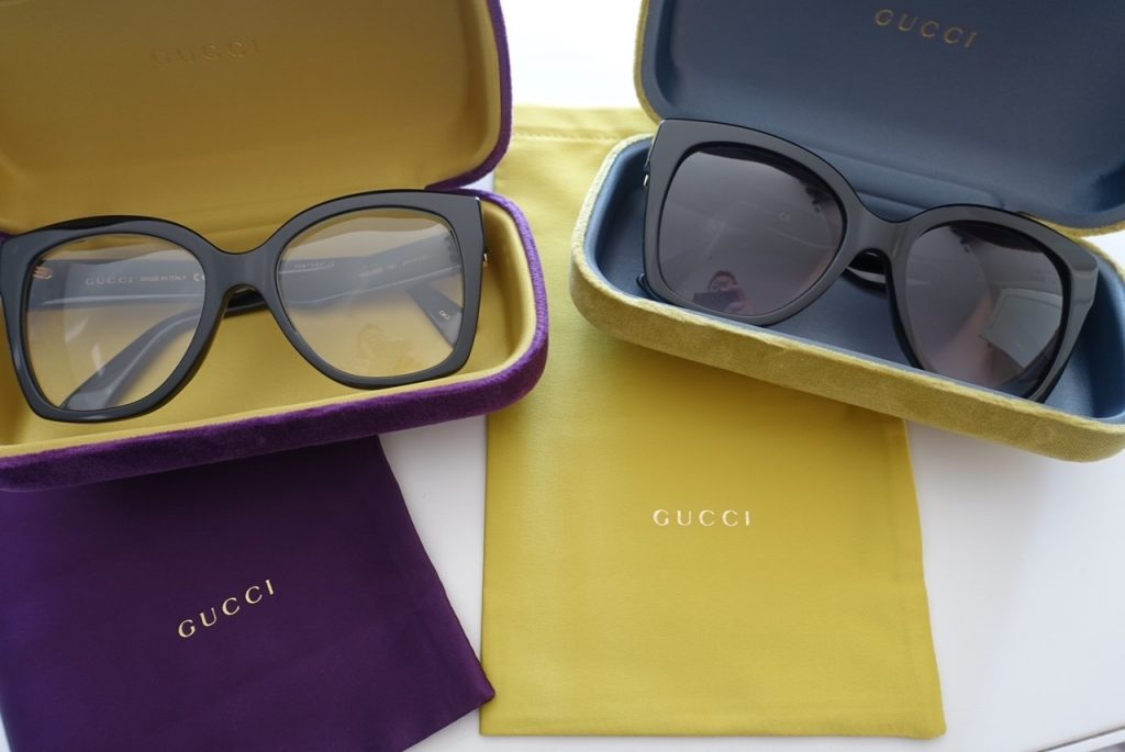 Glasögon från Gucci