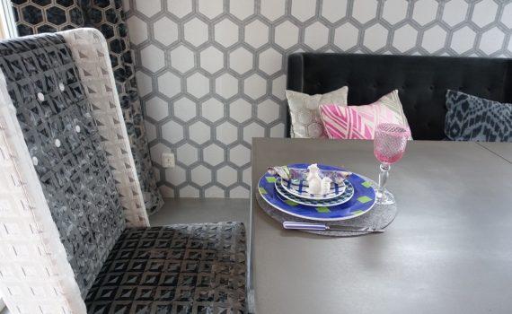 Härliga helg och våra nya möbler!